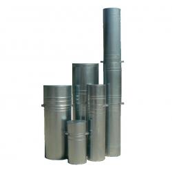 Контейнер КРЛ-В 0 для хранения ртутных ламп вертикальный
