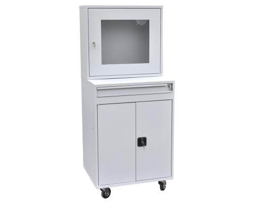 Шкаф компьютерный под ЖК монитор