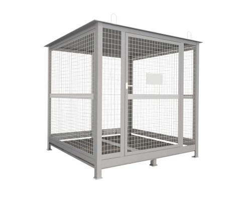 Хранилище для баллонов ХБ-01-02