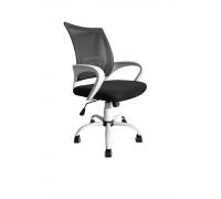 Кресло с сетчатой спинкой КР08