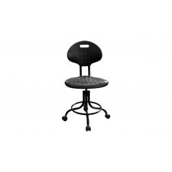 Стул (кресло) на винтовой опоре (сиденье полиуретан) КР10-1