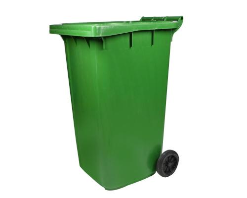 Пластиковый контейнер 240 литров