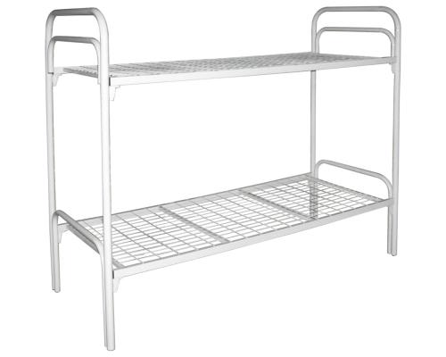 Кровать двухярусная металлическая М186-01