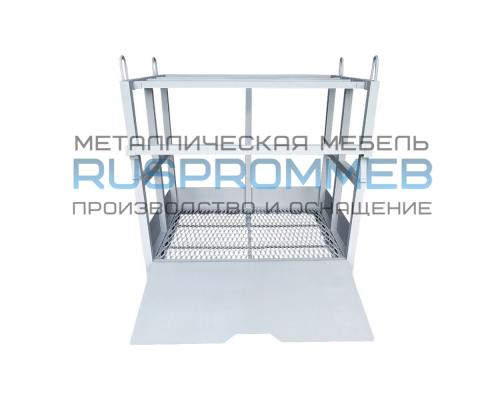 Контейнер для 12 пропановых газовых баллонов КГБ-12П