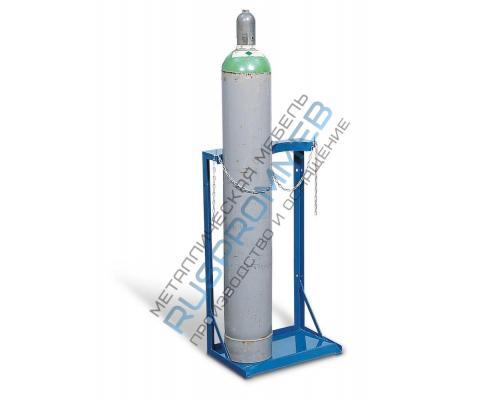 Стойка для газовых баллонов СГБГ-02