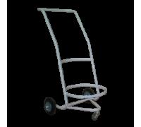 Тележка для транспортировки бака (колесная опора для бака)
