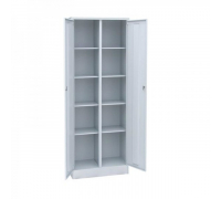 Шкаф архивно-складской с 10-ю отделениями