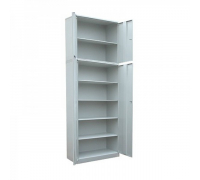 Шкаф архивно-складской с 4-мя полками с антресолью