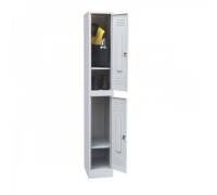Шкаф двухсекционный сварной
