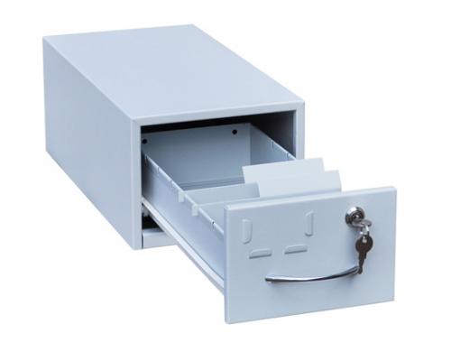 Шкаф картотечный настольный НК-2