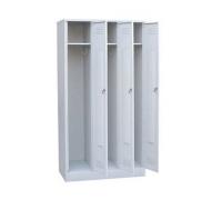 Шкаф трехстворчатый сварной