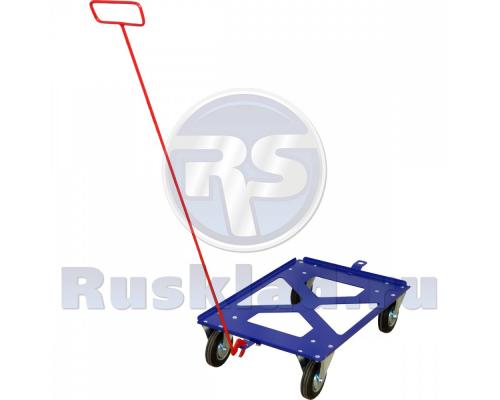 Тележка для транспортировки пластиковой тары «СКЕЙТ»