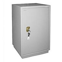 Металлический бухгалтерский шкаф КБ - 012т / КБС - 012т