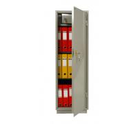 Металлический бухгалтерский шкаф КБ - 21т / КБС - 21т