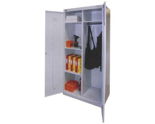 Шкаф для одежды с архивно-хозяйственным отделением ШМ-У