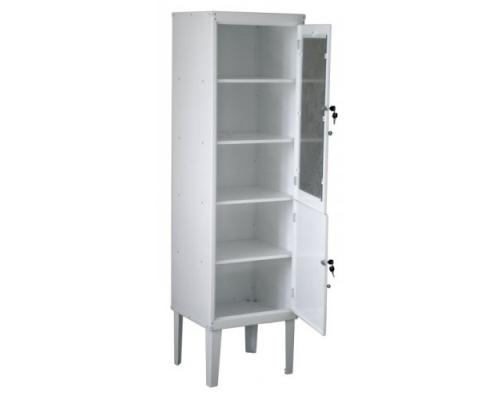 Шкаф медицинский (ШМ 1-2 В) ШМ 1-2 ВР