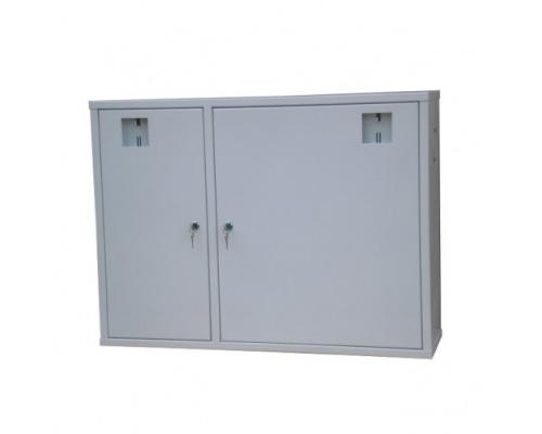 Шкаф для пожарного рукава и огнетушителя ШП-К-О-02 НМБ