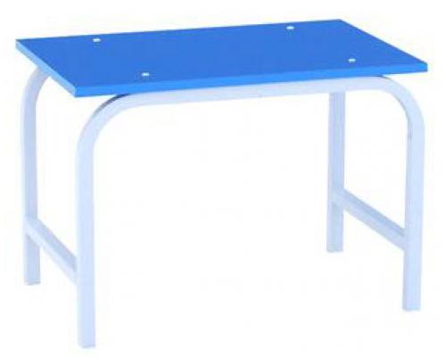 Скамья гардеробная 600 (ЛДСП) синий
