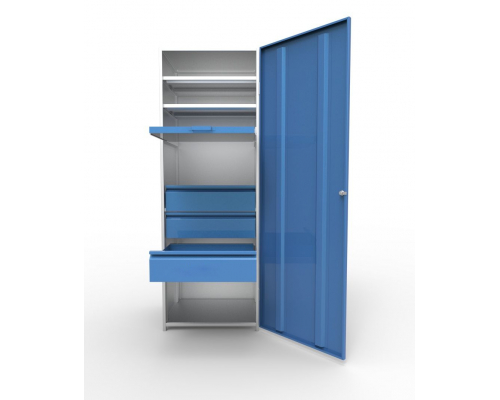 Шкаф для инструмента ШИМ-02-02