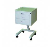 Столик стоматолога СС-1-3 ЦЗ (с центральным замком)
