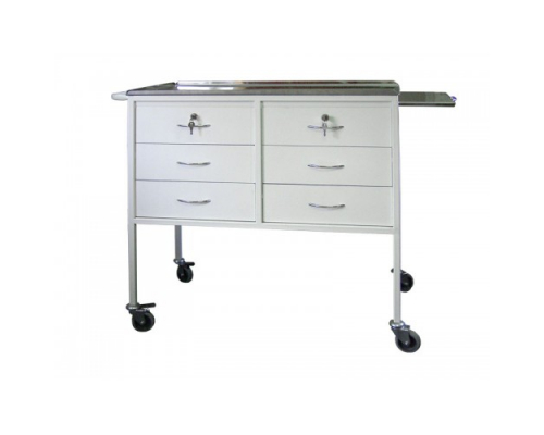 Столик для перевязочных отделений (анестезиолога) СП-02М