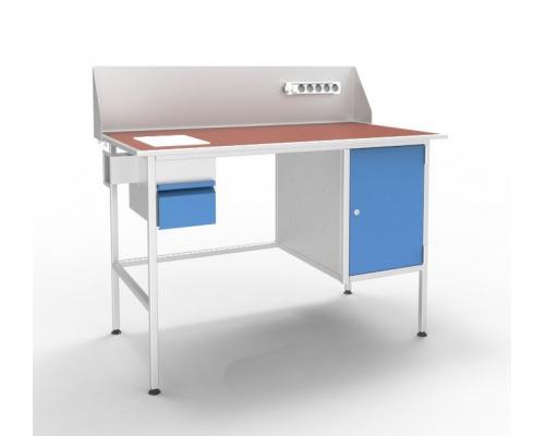 Стол для ремонта оргтехники СПМ-01-13
