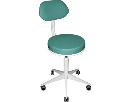 Кресло на винтовой опоре М106-01 с подлокотниками или без
