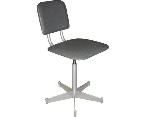 Винтовой стул-кресло со спинкой М101ФОСП