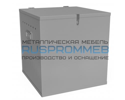 Ящик для ветоши 500х500х500 мм