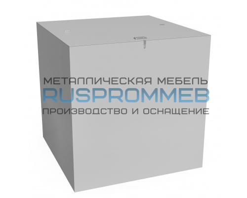 Ящик для ветоши 1250х1250х1250 мм